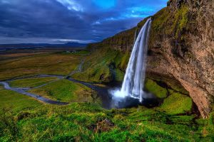 Iceland landscapes pt. XIII by TheChosenPesssimist