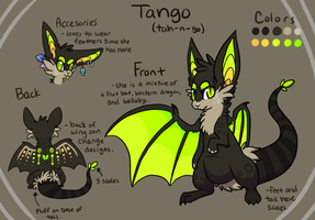 Fursona Quick Ref by Poket-Skitts