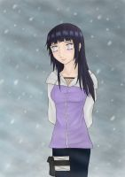 +Hinata-Forever Shy+ by obsidian-blood360