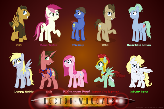 Doctor Whooves by Snapai
