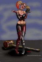 Harley Quinn...Accused by Dan-DeMille