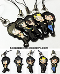 Avenged Sevenfold Charms by shaolinfeilong