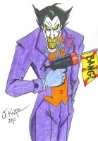 BatmanTAS - Joker by Rinkusu001