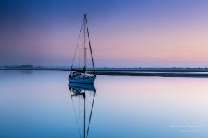Calm Sails by Degies
