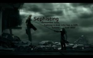 Sephisting by Funncubes