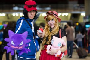 Pokemon X and Y: Heroes by Adryergh