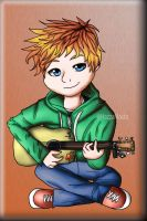 Ed Sheeran by ChloeBo