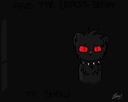 And The Cracks Begin To Show by blackyball22