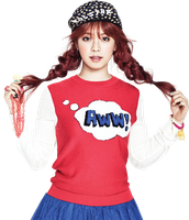 Juniel PNG Render by classicluv
