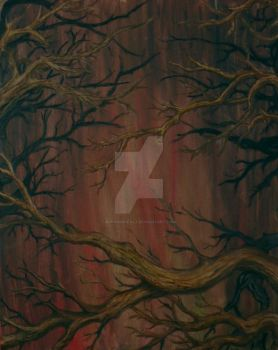 Tree Branches by burninghealz