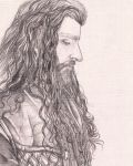 Thorin Oakenshield by MariWalker