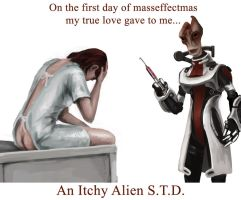 On the 1st day of masseffectmas... by efleck