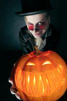 King of the pumpkin by Floriandra