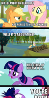It's About Time! by sparklepeep