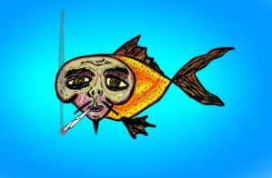 Mexican Stoner Fish by johnsand