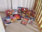 An old piccy of my Lion King Collection :3 by LeoSandra85