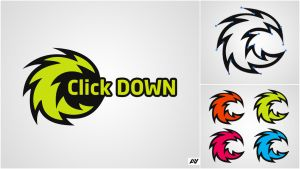 Click Down by Art-vibrant