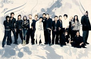 Crows Zero by Take-The-Black