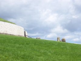 New Grange, another vantage by Akamar