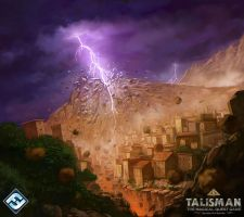 Talisman - The Seventh Sign by bonify