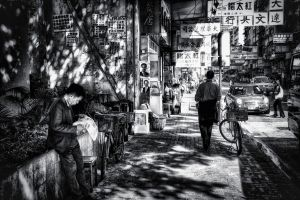 Far East streets by Serdar-T