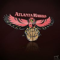 NBA Team Atlanta Hawks by nbafan