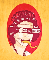 God Save The Queen by JLManzano