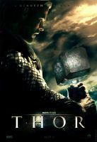 Thor fanmade Movie Poster by hobo95