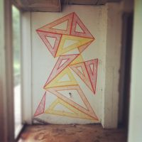TRIANGLES Paint by GalactikCaptain