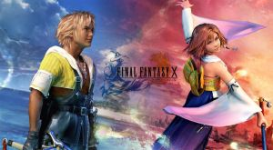 FFX: Tidus and Yuna by whitesniper