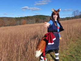 Spice and Wolf! by BloodKaika