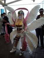 London MCM Expo May Angewomon by ChibiSophox