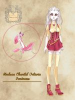 :AD: Medusa Chantal Octavia Venimeux by Okumu