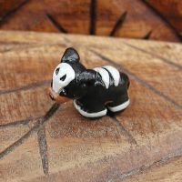 Mini Houndour Sculpture by LeiliaK