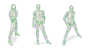 Pose References by Ilumni
