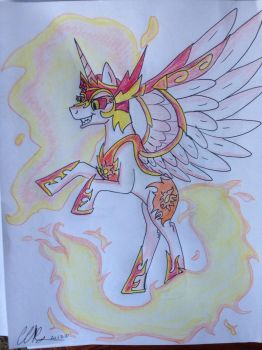 Day breaker  by Timelord909