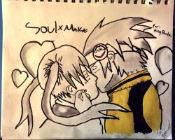 The Final Draft of Maka x Soul by Jhackney1337
