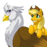 Silver Quill by Gazing-At-Galaxy