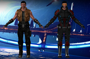 Customized Shepard of LucTorr by Melllin