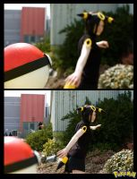 Umbreon: Release. by AnyaPanda