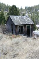 Elkhorn Ghost Town 55 by Falln-Stock
