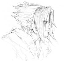 Sasuke Older by Animixter
