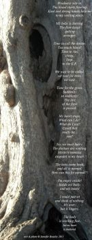Miscarriage Poem 5 by NakaseArt
