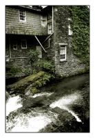 The Rothay. by CuthbertMcNasty