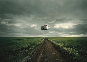 Traveling House by ladida2010