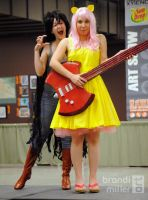 Fluttershy Has Marceline's Axe by Strange-1