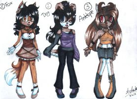 Sonic Adopts - Points Auction (CLOSED) by Aschenstern