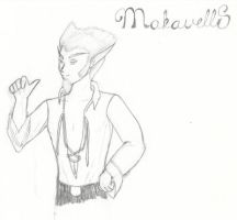 Makaveli WoW by Raidenki21