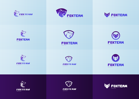 Fox Team Logo Samples by yomo01