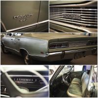 1969 coronet... by omdot